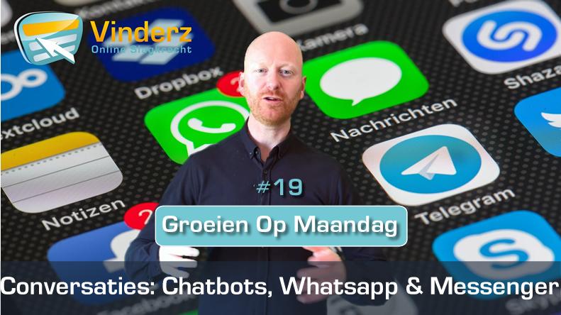 zakelijke conversaties met chat apps